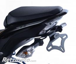 R&G Support de plaque R&G RACING noir Kawasaki Z900
