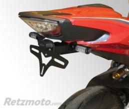 R&G Support de plaque R&G RACING noir Honda CBR1000RR