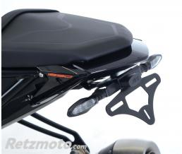 R&G Support de plaque R&G RACING noir KTM 1290 Super Duke R