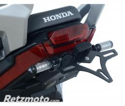 R&G Support de plaque R&G RACING noir Honda X-ADV