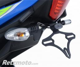 R&G Support de plaque R&G RACING noir Suzuki GSX-250R