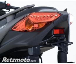 R&G Support de plaque R&G RACING noir Yamaha X-Max 300
