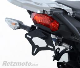 R&G Support de plaque R&G RACING noir Kawasaki Versys X 250/300