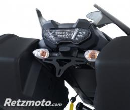 R&G Support de plaque R&G RACING noir Yamaha MT-09 Tracer
