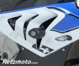 R&G Tampons de protection R&G RACING Aero noir BMW S 1000 RR