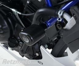 R&G Tampons de protection R&G RACING Aero noir Yamaha MT-03