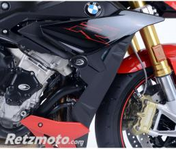 R&G Tampons de protection Aero R&G RACING noir BMW S1000R
