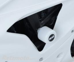 R&G Tampons de protection R&G RACING Aero Race blanc BMW S1000RR