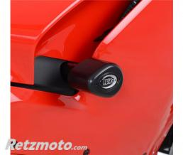 R&G Tampons de protection R&G RACING Aero noir Ducati Panigale V4