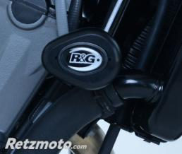 R&G Tampons de protection R&G RACING Aero noir KTM 790 Duke
