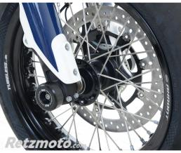 R&G Protection de fourche R&G RACING noir Husqvarna 701 Supermoto