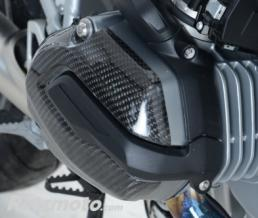 R&G Couvre-carter Carbone / Kevlar droit R&G RACING BMW R1200GS