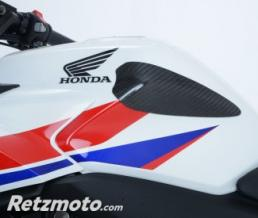R&G slider de réservoir R&G RACING carbone Honda CBR500R