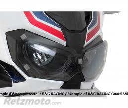 R&G Ecran de protection feu avant R&G RACING translucide BMW F700GS