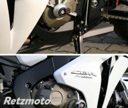 LSL KIT FIXATION CRASH PAD POUR CBR1000RR 2008
