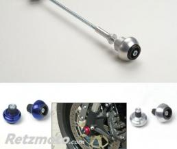 LSL KIT CRASH BALL HONDA ARRIERE CBR600RR 03-07 TITANE