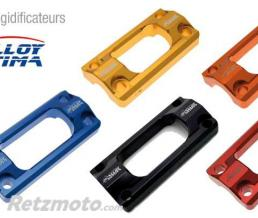 ALLOY ULTIMA RIGIDIFICATEUR DE GUIDON 22,2MM, FINITION NOIR, POUR KX/KXF '03-09, RM-Z '04-06
