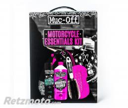 MUC-OFF Kit entretien MUC-OFF Motorcycle Essentials Kit