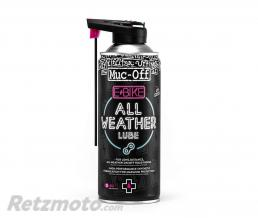 MUC-OFF Lubrifiant chaîne MUC-OFF eBIKE All Weather Chain Lube 400ml