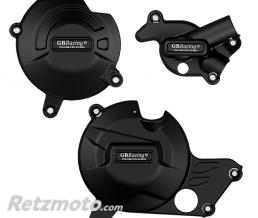 GB RACING KIT PROTECTION MOTEUR GB RACING suzuki SV 650
