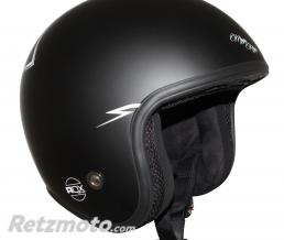 ADX CASQUE JET ADX LEGEND MAGIC RIDER NOIR MAT L