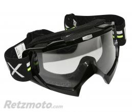 ADX LUNETTE-MASQUE CROSS ADX MX NOIR ECRAN TRANSPARENT ANTI-RAYURES
