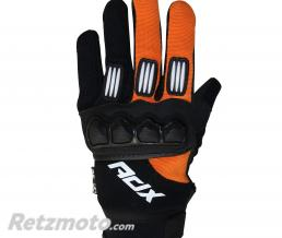 ADX GANT CROSS ADX TOWN NOIR-ORANGE FLUO T 6 (XXS) ENFANT (HOMOLOGUE EN 13594:2015)