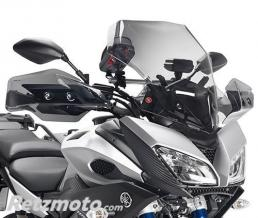 GIVI SPOILERS PARE-MAINS YAMAHA MT09 TRACER