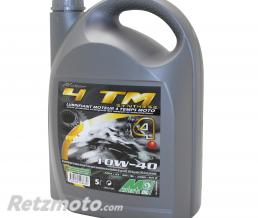 MINERVA HUILE MOTEUR 4 TEMPS MINERVA MAXISCOOTER-MOTO 4TM SYNTHESE 10W40 (5L) (100% MADE IN FRANCE)