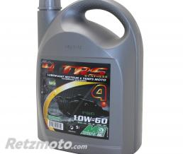 MINERVA HUILE MOTEUR 4 TEMPS MINERVA MOTO 4TRS 10W60 (5L) (SYNTHESE POUR COMPETITION - 100% MADE IN FRANCE)