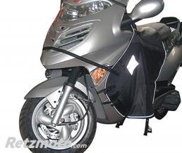 TUCANO URBANO TABLIER COUVRE JAMBE TUCANO POUR KYMCO 125 GRAND DINK, 125 DINK 1998>2005 (R029-N) (TERMOSCUD)