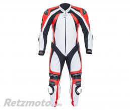 RST Destockage Combinaison RST Pro Series CPX-C II cuir blanc/rouge taille M homme