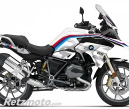 KUTVEK KIT DÉCO MOTO RR BMW R 1200 GS EXCLUSIVE BLANC