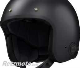 SENA Casque jet SENA SAVAGE Bluetooth noir XL
