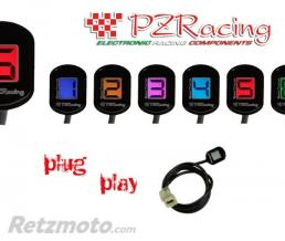 PZ-RACING Indicateur de rapport engagé plug and play connexion sur prise diagnostic