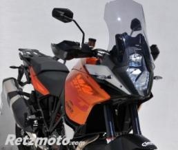 ERMAX bulle haute protection (+5cm) Ermax pour 1050 Adventure 2015 marron transparent
