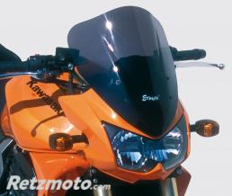 ERMAX bulle haute protection (36cm) Ermax pour KLE 500 2005-2009 marron transparent