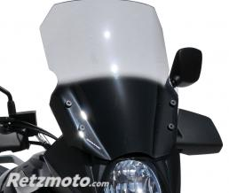 ERMAX bulle haute protection (43 cm) Ermax pour DL 650 V STROM 2017-2019 marron transparent