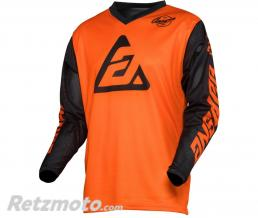 ANSWER Maillot ANSWER Arkon Bold Orange/Black taille XS