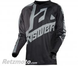 ANSWER Maillot ANSWER Syncron Voyd Black/Charcoal/Steel taille S