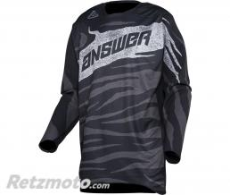 ANSWER Maillot ANSWER Elite OPS Black/Charcoal taille S