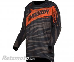 ANSWER Maillot ANSWER Elite OPS Black/Canteen taille XL