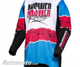 ANSWER Maillot ANSWER Trinity Pro Glow Hyper Blue/Pink/Black taille M
