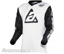 ANSWER Maillot ANSWER Arkon Bold Silver/Black taille L