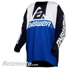ANSWER Maillot ANSWER Trinity Voyd Reflex/Black/White taille M