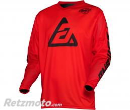 ANSWER Maillot ANSWER Arkon Bold Red/Black taille S