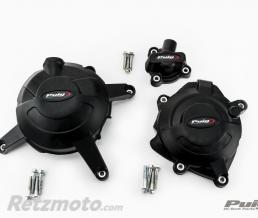 PUIG KIT PROTECTION DE CARTER MOTEUR YAMAHA YZF-R125/R3/MT-125 16'