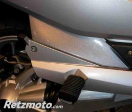 PUIG CACHES LATERAUX BMW R1200RT 05-13' C/GRIS
