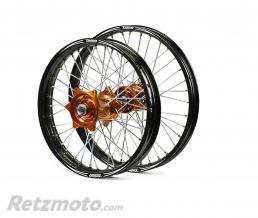TALON Roue avant cross TALON evo ORANGE KTM