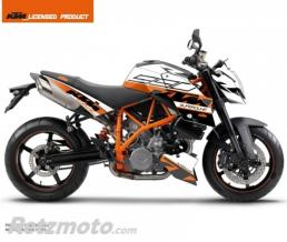 KUTVEK KIT DECO MOTO MASS KTM SUPER DUKE 990 ORANGE